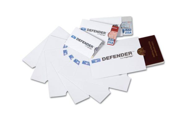 Pochettes Barrière RFID Defender™ 57x87
