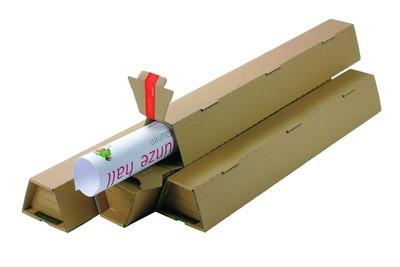 Emballage d'expédition ou d'archivage trapézoîdal CP070.02