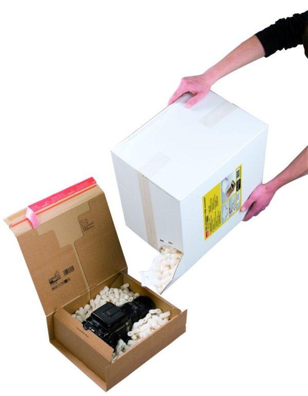 Particules de calage Flo-Box