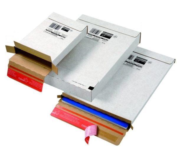 Pack de 2 boîtes postales Express 145x225x34mm
