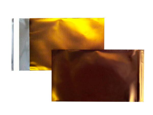 Pochette Alu Mat C5 162x229 Or