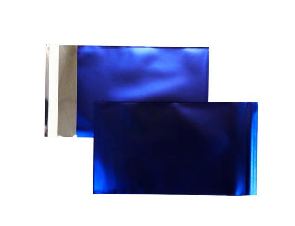 Pochette Alu Mat C5 162x229 Bleu Foncé